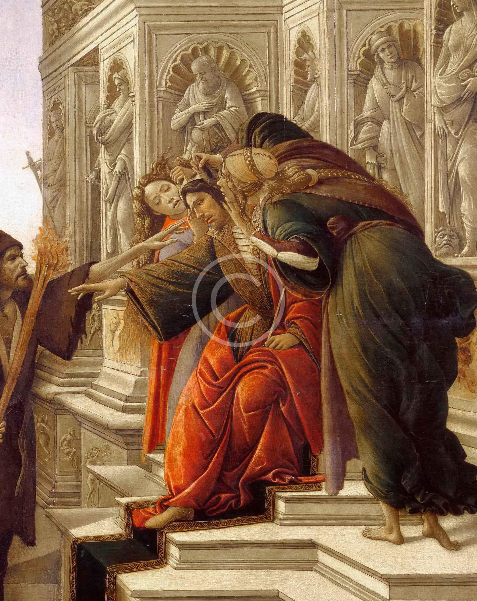 Calumny of Apelles